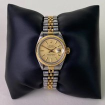 Rolex Oyster Perpetual Lady Date occasion 26mm Or Or/Acier