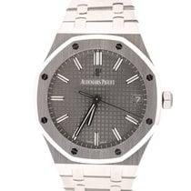 Audemars Piguet Royal Oak neu 2020 Automatik Uhr mit Original-Box und Original-Papieren 15500ST.OO.1220ST.02
