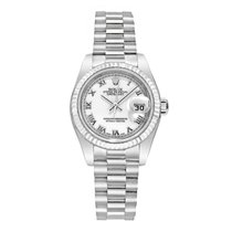 Rolex 179179 Or blanc 2005 Lady-Datejust 26mm occasion