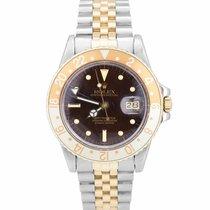 Rolex Or/Acier GMT-Master 40mm occasion