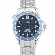 Omega Seamaster Steel 36mm Blue United States of America, New York, Massapequa Park
