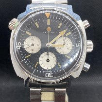 Zenith Steel 40mm Manual winding A3736 pre-owned