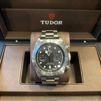 Tudor 79350 Steel 2018 Black Bay Chrono 41mm pre-owned United States of America, New York, Highland Mills