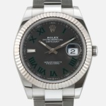 Rolex Datejust Steel 41mm United Kingdom, London