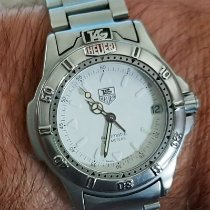 TAG Heuer Steel 36mm Automatic 699.713K pre-owned
