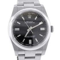Rolex Oyster Perpetual 36 Otel 36mm Negru