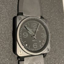 Bell & Ross BR 03 42mm Black Arabic numerals United States of America, Illinois, Chicago