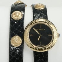 Versace Women's watch 28mm Quartz pre-owned Watch with original box and original papers