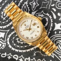 Rolex 18038 Yellow gold 1981 Day-Date 36 36mm pre-owned United States of America, Florida, Coral Gables