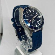Hamilton Khaki Navy Scuba new 2021 Automatic Watch with original box and original papers H82345341