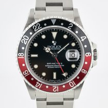Rolex GMT-Master II Steel 40mm Black No numerals United States of America, California, Pleasant Hill