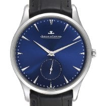 Jaeger-LeCoultre Master Grande Ultra Thin Steel 40mm Blue United States of America, Georgia, Atlanta
