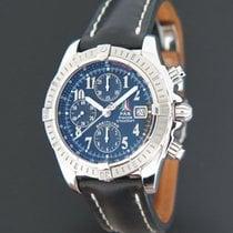 Breitling Chronomat Evolution Staal 44mm Zwart Nederland, Maastricht