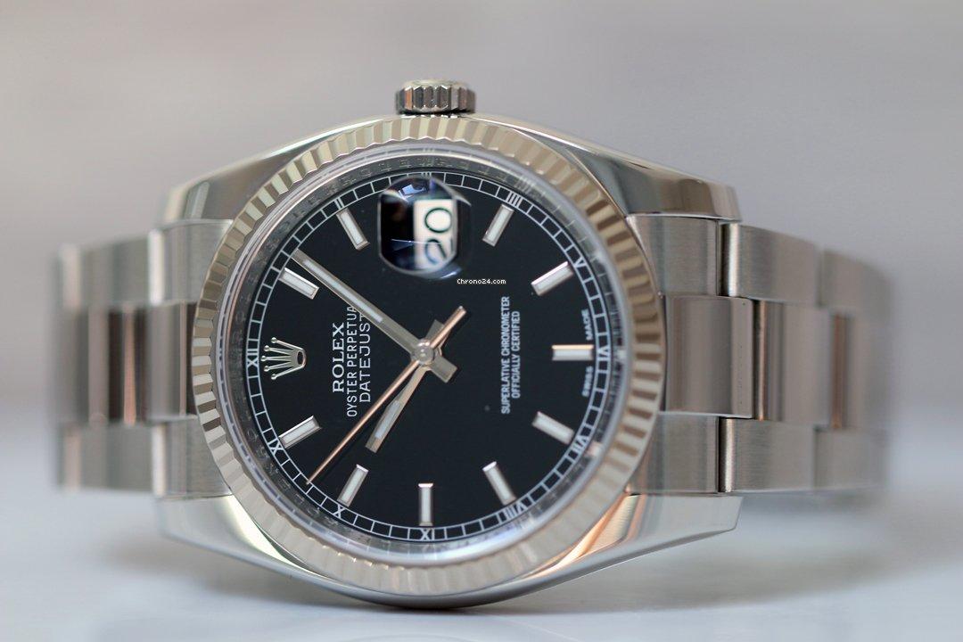 Rolex Datejust 116234 2006 new