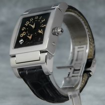 De Grisogono Steel 37mm Automatic UNO DF pre-owned