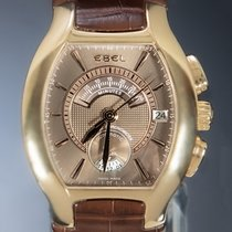 Ebel Rotgold 40.5mm Automatik 5139 gebraucht