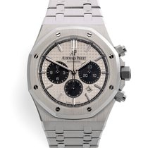 Audemars Piguet Royal Oak Chronograph Сталь 41mm Cеребро