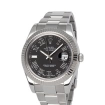 Rolex 116334 Steel 2009 Datejust II 41mm pre-owned United States of America, New York, Hartsdale