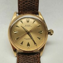 Rolex 6567 Yellow gold 1955 Oyster Perpetual 34mm pre-owned