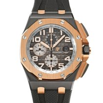 Audemars Piguet 26405NR.OO.A002CA.01 Céramique 2020 Royal Oak Offshore Chronograph 44mm nouveau
