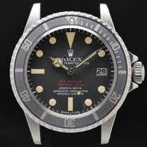 Rolex Sea-Dweller Acier 40mm Noir France, Paris
