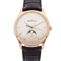 Jaeger-LeCoultre Q1362520 Rose gold 2021 Master Ultra Thin Moon 39mm new