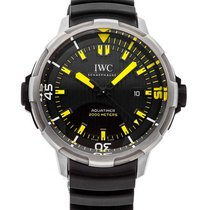 IWC Aquatimer Automatic 2000 new 2021 Automatic Watch with original box and original papers IW358001