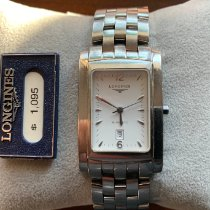 Longines DolceVita Steel 36mm White No numerals United States of America, New York, Scarsdale