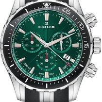 Edox Grand Ocean 43mm Verde