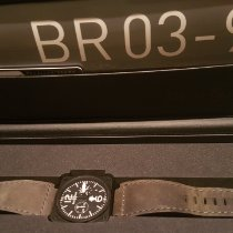 Bell & Ross BR 03-94 Chronographe 42mm France, Issy Les Moulineaux