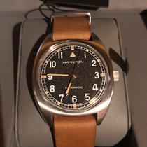 Hamilton H76419531 Acier 2020 Khaki Pilot Pioneer 36mm occasion France, MILHAUD