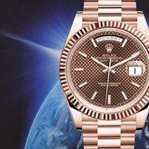 Rolex Day-Date 40 228235 Nuovo Oro rosa 40mm Automatico Italia, MILANO - MUNICH -   FROSINONE - MANFREDONIA