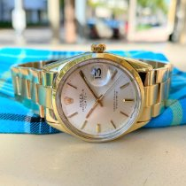 Rolex Oyster Perpetual Date Gold/Steel 34mm Gold No numerals United States of America, Florida, Coral Gables