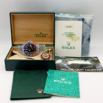 Rolex GMT-Master Steel 40mm Black No numerals United States of America, California, Santa Monica