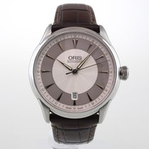 Oris Steel 40mm Automatic 7591 pre-owned