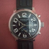 Montblanc Timewalker 9670 Very good Steel Automatic India, Lucknow