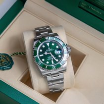 Rolex Submariner Date Steel 40mm Green No numerals United States of America, Florida, Miami