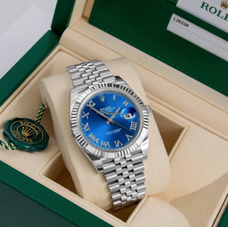 Rolex Datejust 126334-0026 2021 new