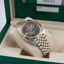 Rolex Datejust Gold/Steel 41mm Grey United States of America, Florida, Miami