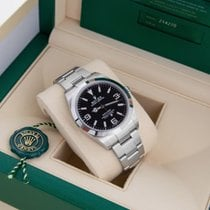 Rolex Explorer Steel 39mm Black Arabic numerals United States of America, Florida, Miami