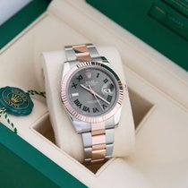 Rolex Datejust II Gold/Steel 41mm Grey No numerals United States of America, Florida, Miami