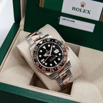 Rolex GMT-Master II 126711CHNR Unworn Gold/Steel 40mm Automatic United States of America, Florida, Miami