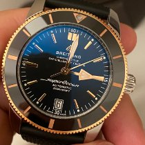Breitling Superocean Heritage Gold/Steel 42mm Black No numerals United States of America, California, Los Angeles