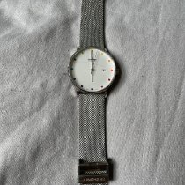 Junghans FORM A pre-owned White