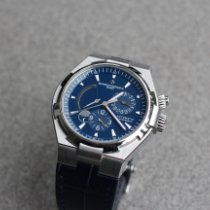 Vacheron Constantin Overseas Dual Time Steel Blue