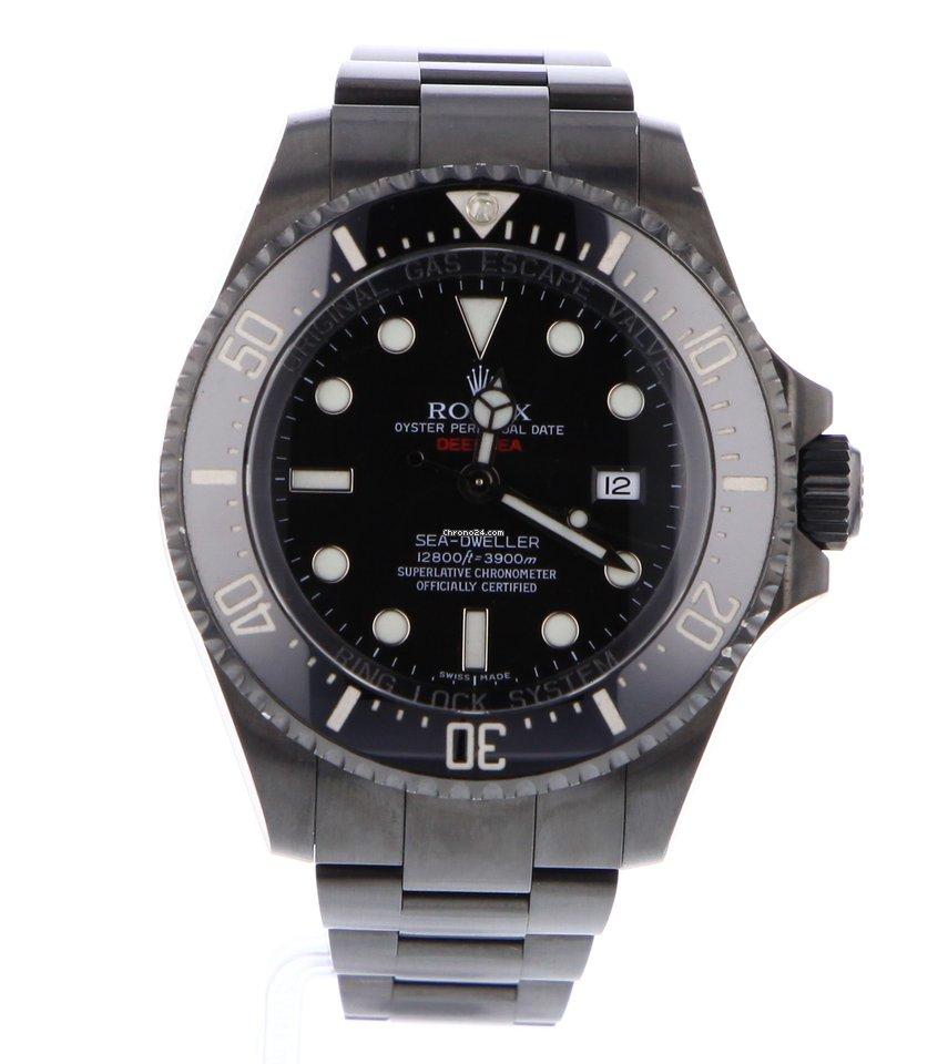 Rolex Sea-Dweller Deepsea 2009 rabljen