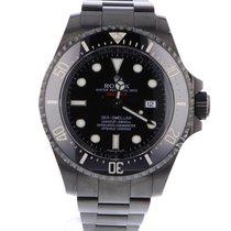 Rolex Sea-Dweller Deepsea 43mm Noir Sans chiffres Belgique, Waterloo