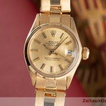 Rolex Oyster Perpetual Lady Date 26mm Gold Deutschland, Chemnitz
