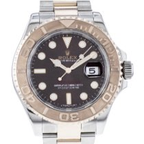 Rolex Yacht-Master 40 occasion 40mm Date Or/Acier