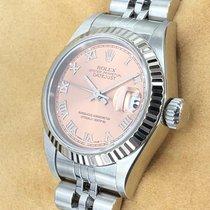 Rolex 69174 Acier 1995 Lady-Datejust 26mm occasion